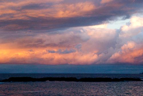 Sunset Over Matheson Bay 1