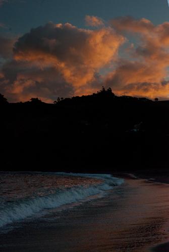 Sunset Over Matheson Bay 2