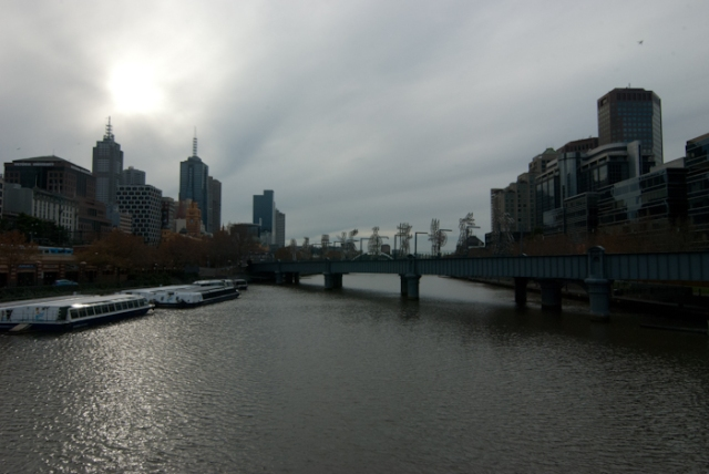Year Long Project - East - Mid Morning - Overcast
