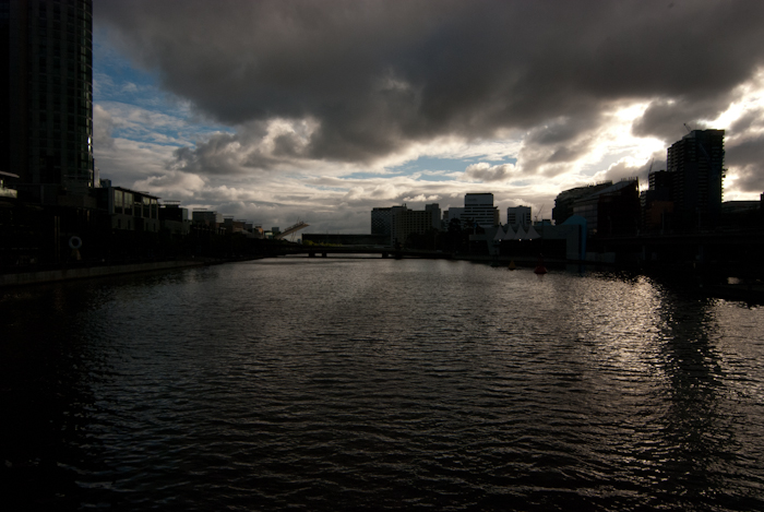 Year Long Project - West - Early Evening - Overcast