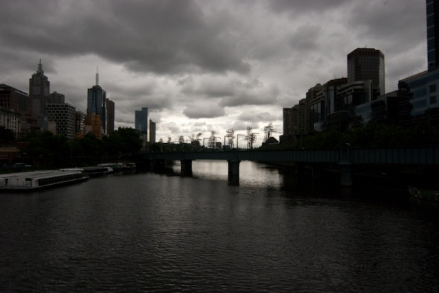 Year Long Project - East - Early Morning - Overcast