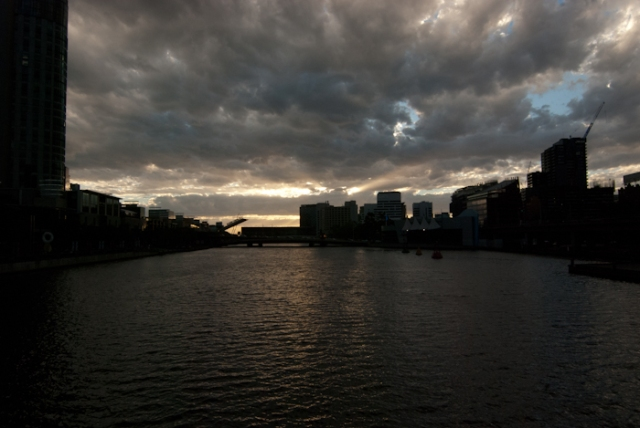Year Long Project - West - Late Evening - Overcast