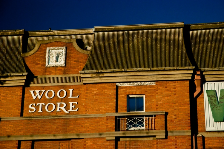 The Wool Factory 1