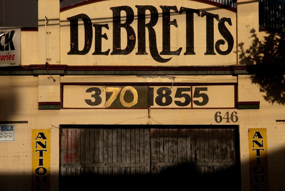 The Antique Antique Shop