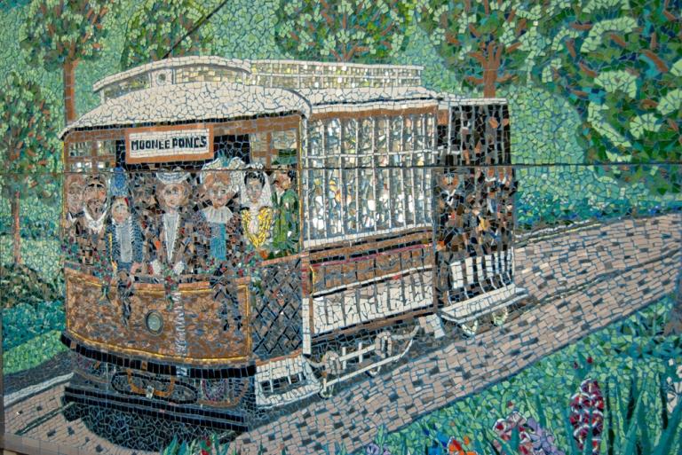 Tram Art